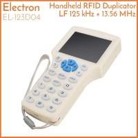 RFID Duplicator T5577 EM4305 125 kHz 13.56 MHz Kloning Kartu Akses