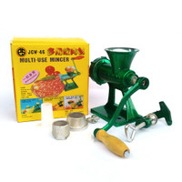 Gilingan Daging Stainless / Meat Mincer Grinder /Multi-use mincer