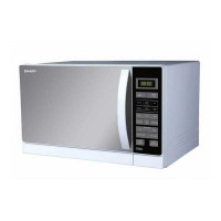 Sharp Micworave Oven 25 Liter Grill R728(W)IN R-728(W)IN R 728 WIN