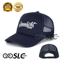 TOPI JARING TRUCKER GREENLIGHT HR4 - SLC