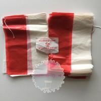 Bendera Plastik Merah Putih Dirgahayu Tujuh Belasan