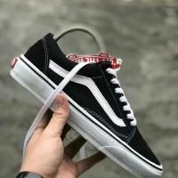 Sepatu Vans Oldskool Premium BNIB KW Super Asli Import China Sekolah