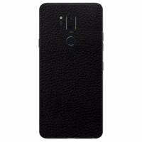 3M Skin / Garskin Protector LG G7 - Black Leather