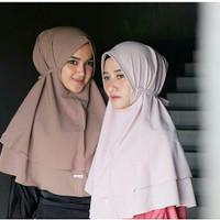 Jual jilbab instan rubiah Murah