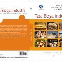 Tata Boga Industri: Materi Kompetensi Untuk SMK