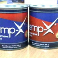 LEM DEMP-X Perekat Extreme Serbaguna, Lem 2 komponen 500gram set