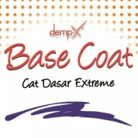 DEMP-X Base Coat. Cat dasar 2 komponen