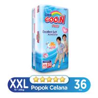 Goo.N Excellent Soft Premium Pants Super Jumbo XXL isi 36 (Karton)