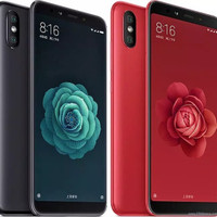 HP XIAOMI MI 6X (XIOMI MI 6X RAM 4/64 GB 64GB) - MI 6X - BLACK - RED