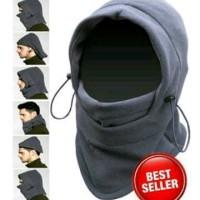 Best Seller...!!! Masker Scarf balaclava multifungsi ninja kupluk