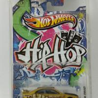Diecast Hotwheels Hip Hop Honda Civic ( Rare )