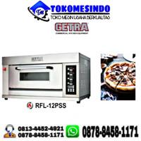 mesin gas oven pizza RFL12PSS getra & jual mesin pemnggang oven pizza