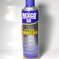 Rexco 50 Multi Purpose Lubricant Pelumas Multifungsi Anti Karat 500 ML