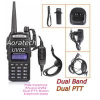 Handy Talkie Baofeng UV82 - UV-82 - BFUV82 - Handy Talkie BAOFENG Uv82