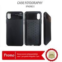 Case Paling Bagus Termurah Iphone X Photography Casing Handphone