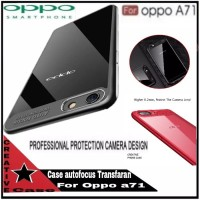 Case Oppo A71 Acrylic New Edition Casing Hp BackCase Cover