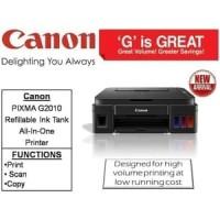 PRINTER CANON PIXMA INK G2010 PRINT SCAN COPY