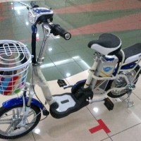 Harga terlaris sepeda listrik mars platinum diatas | Pembandingharga.com