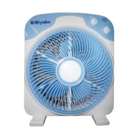 Miyako Kipas Angin KAB 1281 Box Fan / KAB1281 [12 Inch] - Bubble Wrap