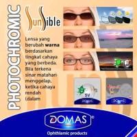 NEW PROMO lensa kacamata Domas photocromic sunsible
