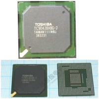IC Toshiba TC90428XB-2 BGA Processor