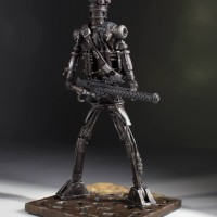 IG-88 COLLECTOR'S GALLERY STATUE