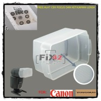 Flash Diffuser for Canon 580EX 560 Yongnuo 560 ii iii iv Nissin Sony.
