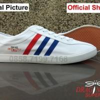 Dragonfly Shoes Sepatu Capung Bulutangkis Sol Karet Oldschool Import
