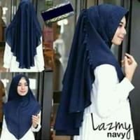 Hijab Jilbab Instan Lazmy