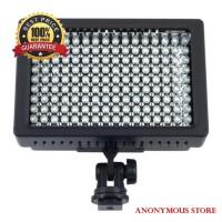 160 LED Video untuk Kamera DV Camcorder Canon Nikon Sony Tipe HD-160