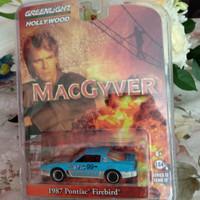 Pontiac Firebird 1987 Mac Gyver Hollywood Greenlight