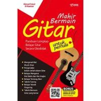 (Baru) Buku Mahir Bermain Gitar Untuk Pemula