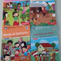 Paket Buku Tematik SD kelas.3 kurikulum 2013 Edisi Revisi 2018
