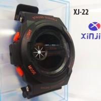 Jam Tangan digital pria waterproof 50m - XINJIA