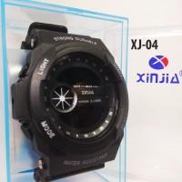 Jam Tangan digital pria waterproof 50m XINJIA