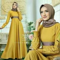 Jual aresya maxi dress/dress muslim/dress pesta/gamis syari/abaya Murah