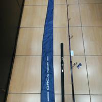 Joran shimano orca plugger S86M