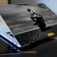 Garskin Notebook HP (Hewled Packard) 10 Inch Valentino Rossi Custom
