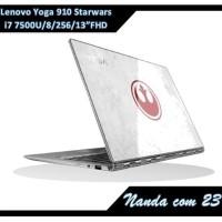 Lenovo Yoga 910 Starwars - i7 7500U/ 8GB/ 256GB/ 13