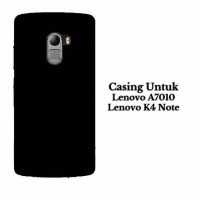 Case Slim Black Matte Lenovo K4 Note
