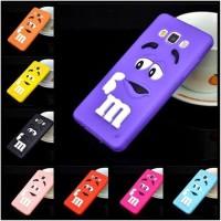 Harga samsung galaxy a5 a500 3d cute chocolate tpu rubber soft case | Pembandingharga.com