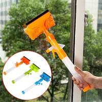 Pembersih kaca jendela wiper+semprotan+microfiber Window cleaner scrap