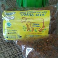 "Abon sapi asli ""Usaha Jaya"""