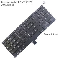 Keyboard keybord keiboard Macbook Pro 13 A1278 2009-2011 US kblmac
