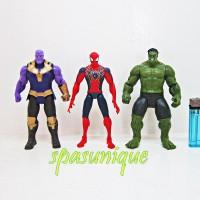 Figure Avengers Infinity War isi 3 S