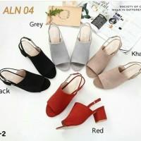 Jual Sepatu Murah- High Heels 4 warna HRM Murah