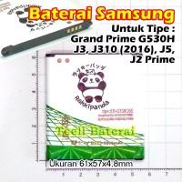 Baterai Samsung Grand Prime G530h J3 J310 J5 J2 Prime Rakkipanda