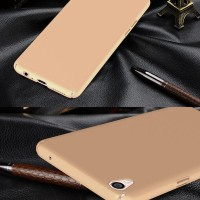 Oppo F1 Plus/R9 Baby Skin Ultra Thin Hard Case Gold 119303 Update