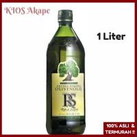 Minyak Zaitun RS Extra Virgin 1 Liter Untuk Kecantikan Asli Herbal
