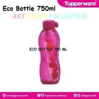 Tupperware Eco Bottle 750ml Tempat Minum Botol